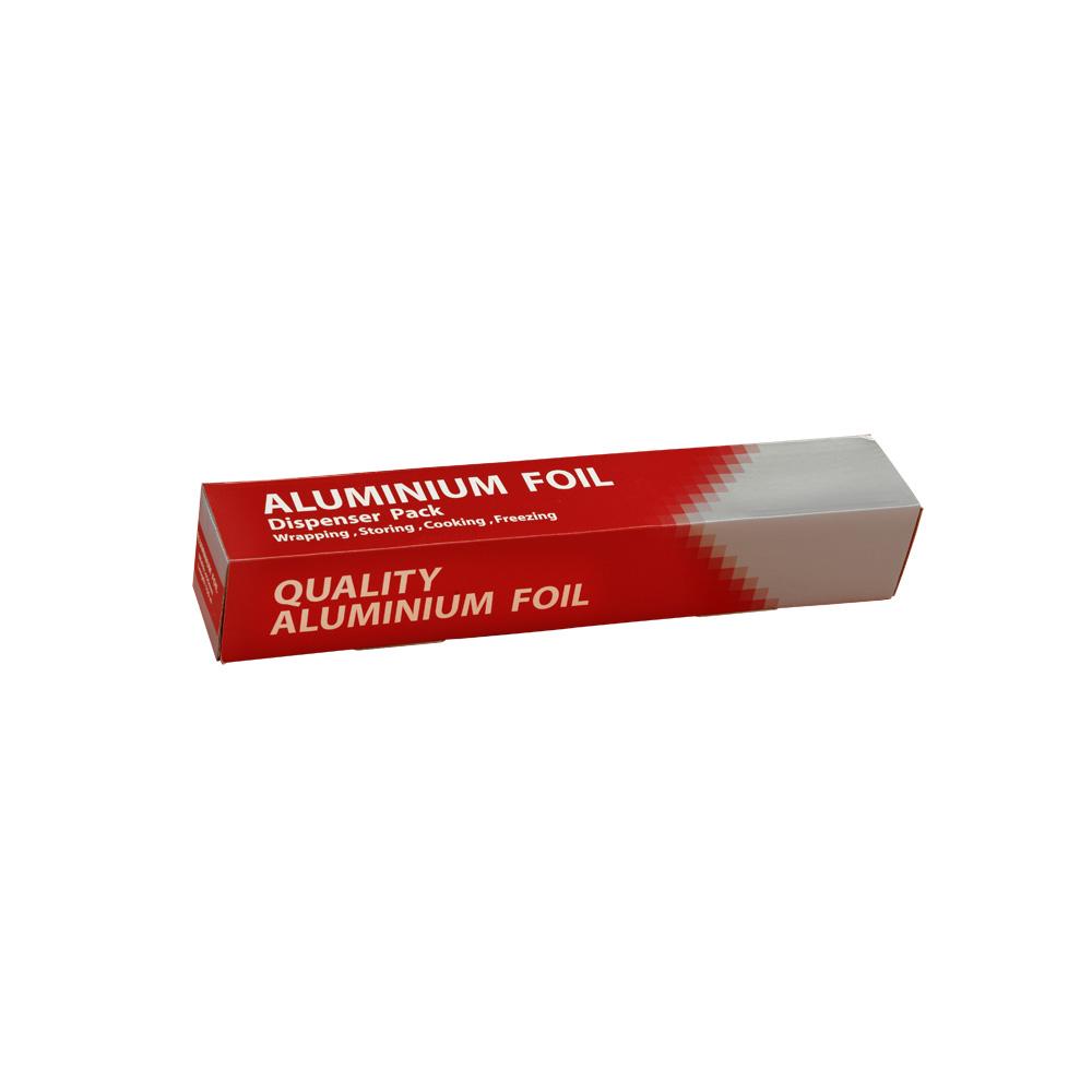 Aluminiumfolie i Box 30cm 14my