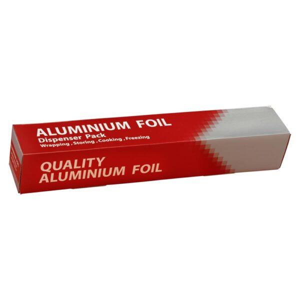 Aluminiumfolie i Box 45cm 17my