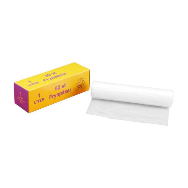Fryspåsar HD 1L 50-Pack