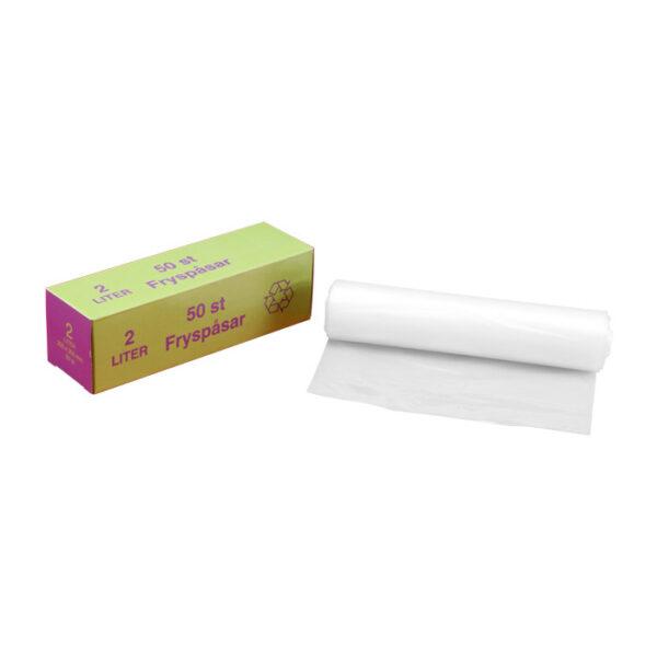 Fryspåsar HD 2L 50-Pack