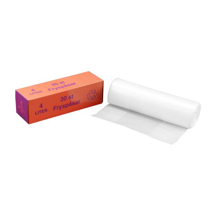Fryspåsar HD 4L 30-Pack